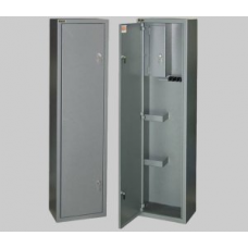 Шкаф №6 для оружия (1300х300х200) 22 кг
