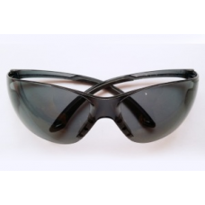 Очки стрелковые Stalker, защитн., черн., поликарб., светопропуск. 23% /ST-23В/