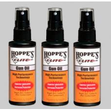 Масло Hoppe`s Elite,масло оружейное, спрей GO2S
